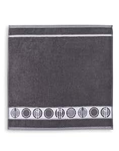 torchon de vaisselle en ponge 100 coton triolino vaisselle gris fonc 50x50 cm amazon. Black Bedroom Furniture Sets. Home Design Ideas