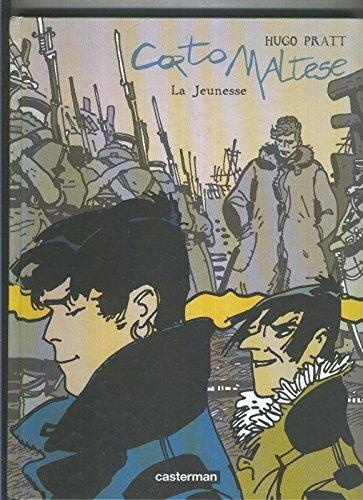 Corto Maltese: La Jeneusse (edicion en frances)