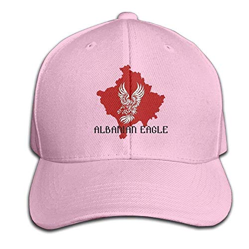 Zhgrong Caps Albanian Eagle Funny Cartoon Hats Cap Baseball Adjustable Unisex Trucker Cap