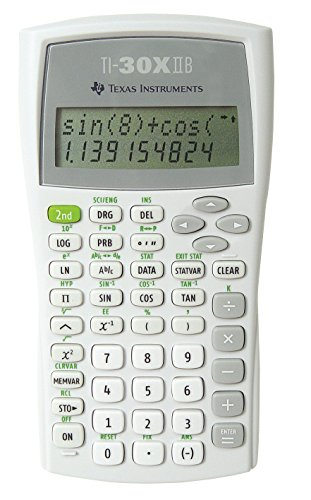 Texas TI 30 X II B School Calculator for sale  Delivered anywhere in UK