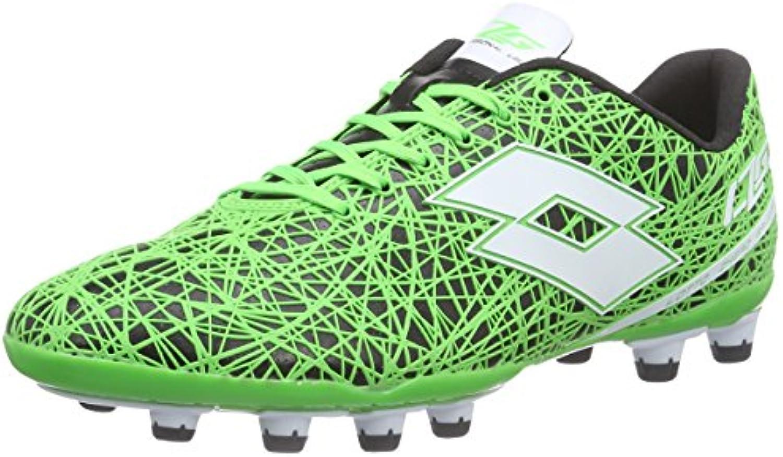 Lotto LZG VII 200 FG - Zapatillas de Fútbol de Material sintético Hombre
