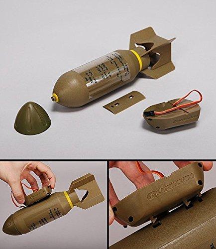 HobbyKing - Quanum RTR Bomb System 1/6 scale Plug-n-Drop - DIY Maker Booole