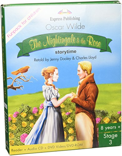 The nightingale & the rose. Fun pack. Con DVD. Per la Scuola media. Con CD-ROM