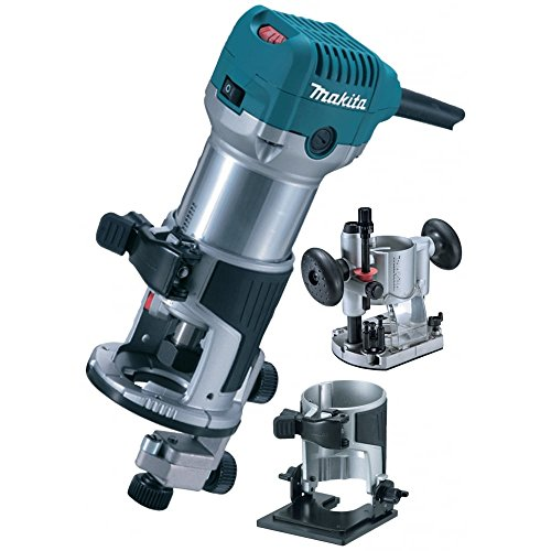 MAKITA RT0700CX2 Router / Trimmer 110v With Extra Bases