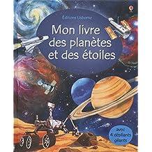 Mon livre des planètes et des étoiles