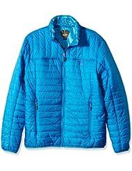 SALEWA Primaloft Jacke Chivasso PRL M Jacket - Chaqueta de pluma para hombre, color azul, talla 3XL