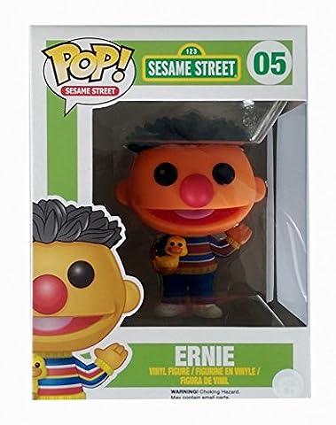 Sesamstraße Funko Pop! - Ernie 05 Sammelfigur Standard