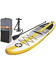 Tabla hinchable paddle surf A4B. Con remo, hinchador y bolsa de transporte.