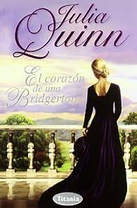 El corazón de una Bridgerton par Julia Quinn