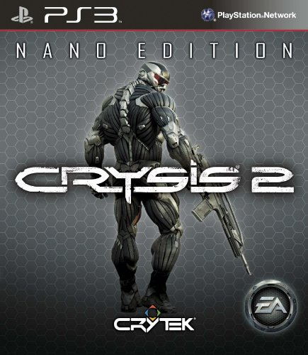 Crysis 2 - Nano Edition (uncut) (Crysis Ps3)