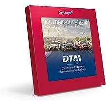 mydays Erlebnis-Gutschein | DTM 2018 | 1 Wochenende 2 Personen Kategorie Silber | Inklusive Geschenkbox