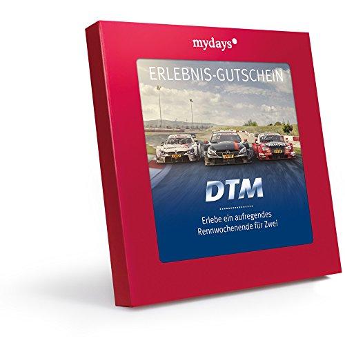 mydays Magic Box: DTM - die Geschenkidee für ein abgefahrenes Wochenende für zwei Motorsportfans