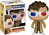 Figur POP. Doctor Who 10th Doctor with 3D Glasses Exclusive