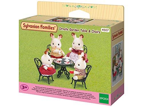 Sylvanian-Families-Mesa-y-sillas-de-jardn-Epoch-para-Imaginar-4507