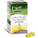 Ponroy - Onagre et Bourrache Bio en capsules - Bioconseils