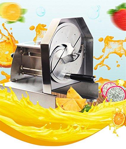 Huanyu Commercial Cortador de verduras manual para el hogar, 1 - 20...
