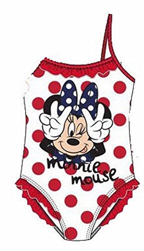 Bañador con tirantes de Minnie Mouse 6 años