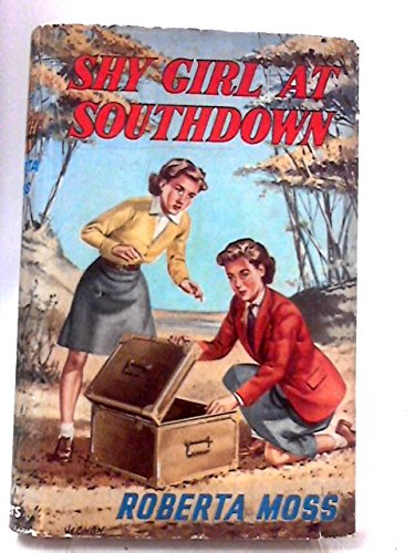 Shy Girl at Southdown