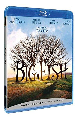Big fish [Blu-ray] [FR Import]