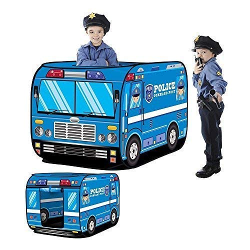 Unbekannt Spielzelt Polizei / POP-UP