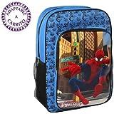 Atosa 16971–Mochila Spiderman, 40x 27x 10cm