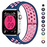 Zekapu Compatible con Apple Watch Correa 38mm 40mm...