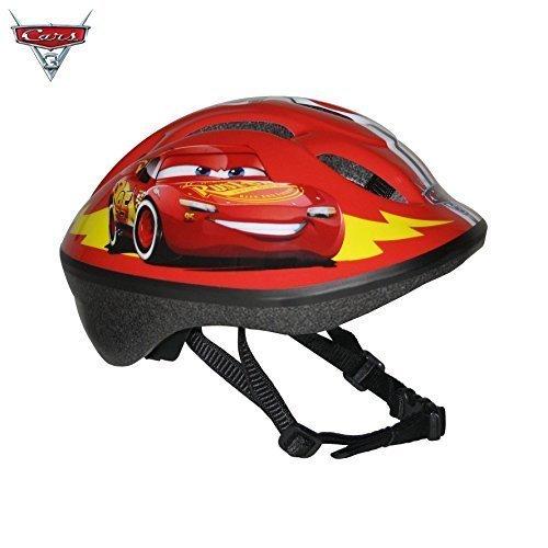 01190116 Disney Kinderhelm Cars 3 Fahrradhelm Kinder Helm Gr. S 50-56 cm