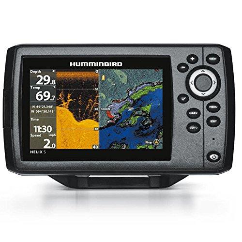 Humminbird Helix 5 Chirp GPS DI G2 DownImaging Echolot Festmontage