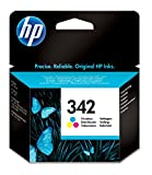 HP Inc. 342 Tri-colour C/M/Y Pages: 220, 5ml, C9361EE#301 (Pages: 220, 5ml)