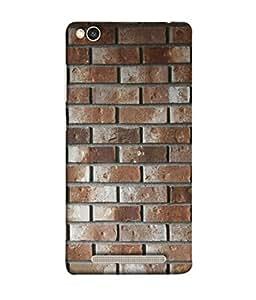 StudioArtz Bricking It Designer Printed Matte Finish Mobile Phone Back Cover Case For Xiaomi Redmi 3s