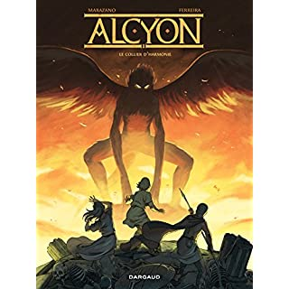Alcyon - Tome 1 - Le Collier d'Harmonie (French Edition)
