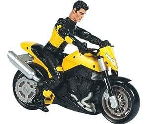 Hasbro - 15531480 - Action Man - Figurine Action Man - Moto Extreme