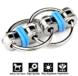 #10: Fidget Spinners New Version Best Fidget Spinner Best Stress Reliever Stress Reducer and - Fidget Toy Stress Reducer - Perfect For ADD, ADHD, Anxiety, and Autism- Solution for finger biting and Thumb Sucking