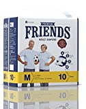 #8: Friends Premium Adult Diapers (120's) (Medium)
