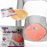 Slim Patch, LuckyFine Belly Wonder Patch slimming for weight loss and cellulite removal, 5 pieces
