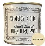 Craie pour meubles Effet chaux Crème Idéal pour créer un style shabby chic style. 125 ml