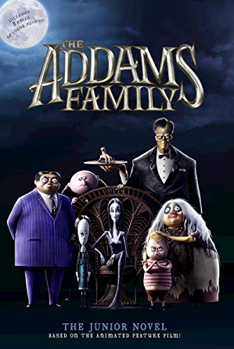 The Addams Family: The Junior Novel (English Edition) (9 Halloween 2019)