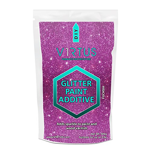 v1rtus-fucsia-vernice-glitter-cristalli-additivo-100-g-per-pittura-a-emulsione-per-uso-interno-ester