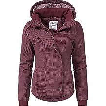 lowest price b6882 502bf Suchergebnis auf Amazon.de für: Winterjacke Damen Weinrot