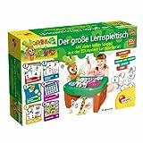 Lisciani 54305 - Der große Lernspieltisch, Spiel