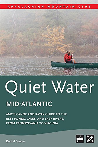 Delaware Rivers Map (Amc's Quiet Water Mid-Atlantic: Amc's Canoe and Kayak Guide to the Best Ponds, Lakes, and Easy Rivers, from Pennsylvania to Virginia)