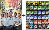 Rewe DFB Sammelkarten EM 2016 Auswahl aus allen 36 und Sammelalbum oder alles komplett (alle komplett mit Album)