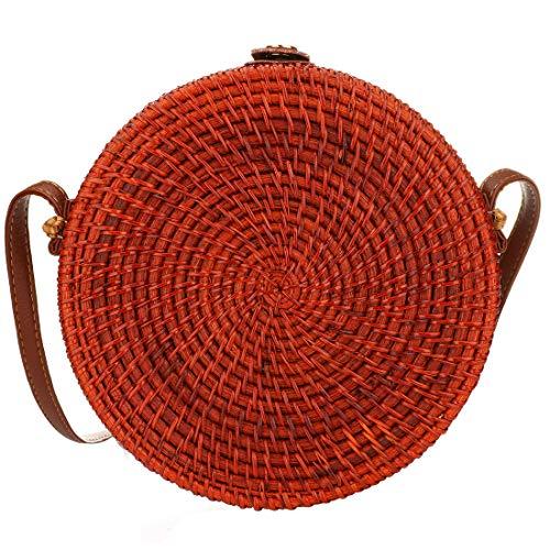 Auppy cross-body-handbags, Damen Schultertasche One size Gr. One size, Orange -