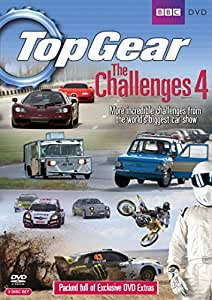 Top Gear - The Challenges 4 [DVD]