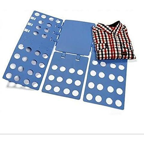 Horizonte Junta para camisas pantalones jerseys colada plegable fácil almacenamiento