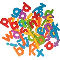 Colourful Fridge Magnets A B C Alphabet STRONG MAGNETS MAGNETIC BABY LETTERS AND LARGE