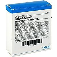 INJEEL Chol Ampullen 10 St preisvergleich bei billige-tabletten.eu