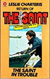 Saint in Trouble (Coronet Books)