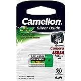 'Camelion 14051444Appareil photo Batterie spécial sauna Motif oxyde d'argent 4SR44Chromé