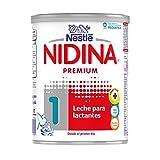 NESTLÉ NIDINA 1 - Desde el primer día - Leche para lactantes en polvo - Fórmula para bebés - 800g